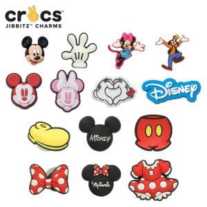 ジビッツ jibbitz ディズニー ミッキー&フレンズ  Mickey&Friends [RED][C/A]