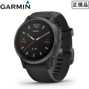 【予約2019年9月12日発売】 ガーミン GARMIN スマートウォッチ fenix 6S, Sa...