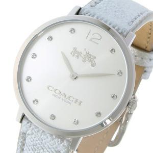 コーチ COACH クオーツ 腕時計ウルトラスリムシルバース...