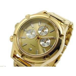 ニクソン NIXON CAMDEN CHRONO クロノグラフ 腕時計 A3541219 ゴールド おしゃれ ポイント消化 cross9