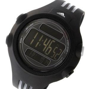 アディダス ADIDAS パフォーマンス クエストラ QUESTRA デジタル メンズ 腕時計 ADP6080 ブラック 黒 おしゃれ...