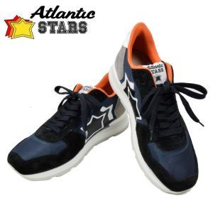 Atlantic STARS アトランティックスターズ 2017SSモデル ANTARES アンタレス ブラック 黒 NB 86B 40 41 42 43 44 45 メンズ スニーカー ポイント消化|cross9