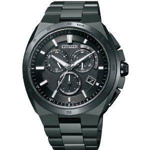 シチズン CITIZEN アテッサ ATTESA エコ・ドライブ電波 時計 メンズ 腕時計 at3014-54e ブラック 黒 ブラック 黒 おしゃれ ポイント消化 cross9