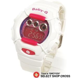 ベビーG Baby-G 腕時計 レディース 人気 カラーディスプレイ BG-1006SA-7ADR ホワイト 白×ピンク