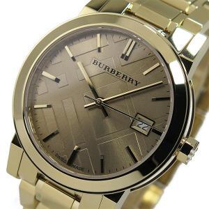 バーバリー BURBERRY シティ クオーツ レディース 腕時計 BU9134 ゴールド ポイント消化 cross9