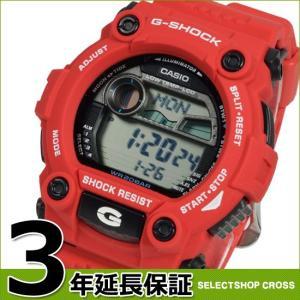 腕時計 G-SHOCK Gショック メンズ 人気 G-7900A-4 G-7900A-4DR レッド 赤
