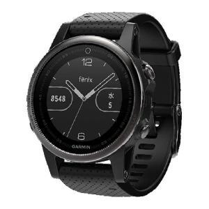 ガーミン GARMIN fenix5s Sapphire Black スマートウォッチ 腕時計 正規品 010-01685-44 ポイント消化|cross9