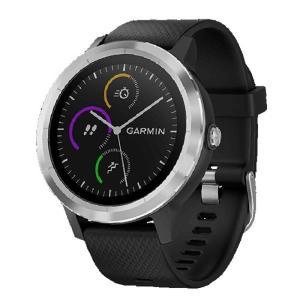 ガーミン GARMIN vivoactive3 ヴィヴォアクティブ3 Black stainless スマートウォッチ ブラック 腕時計 正規品 010-01769-70 ポイント消化 あすつく|cross9