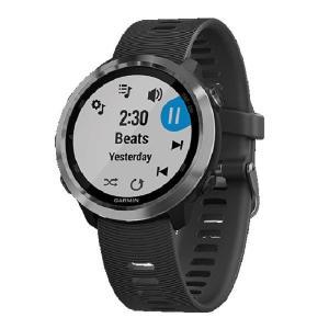 ガーミン GARMIN ForeAthlete645Music Black スマートウォッチ 腕時計 正規品 010-01863-D0 ポイント消化|cross9