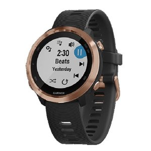 ガーミン GARMIN ForeAthlete645Music Rose Gold スマートウォッチ...