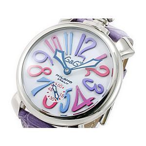 ガガ ミラノ GAGA MILANO マニュアーレ 48mm 手巻き メンズ 腕時計 5010.09S-PUR おしゃれ ポイント消化|cross9