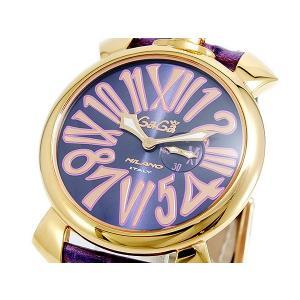 ガガ ミラノ GAGA MILANO クオーツ ユニセックス メンズ レディース 腕時計 5085-3 おしゃれ ポイント消化|cross9