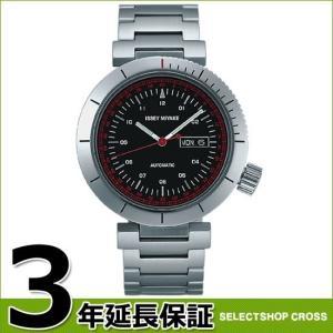 ISSEY MIYAKE イッセイ ミヤケ W ダブリュ 自動巻き(手巻きつき) メンズ 腕時計 NYAE001 おしゃれ ポイント消化|cross9