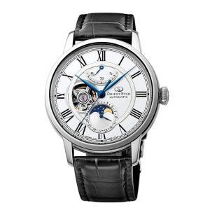 【新品】 【国内正規品】 オリエント ORIENT オリエントスター ORIENT STAR 腕時計 メンズ 自動巻き オートマチック メカニカル ムーンフェイズ RK-AM0001S|cross9