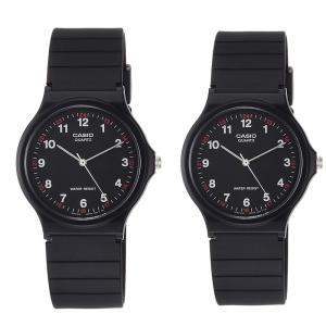 【ペアウォッチ】 カシオ 腕時計 CASIO 時計 カシオ 時計 CASIO 腕時計 メンズ レディース ユニセックス チープカシオ チプカシ MQ-24-1B MQ-24-1B ポイント消化|cross9