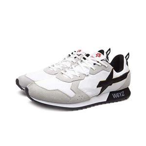 ウィズ W6YZ JET ローカット スニーカー シューズ イタリア 靴 メンズ JUST SAY WIZZ 2019SS 1N22 ホワイト 41 42 43|cross9