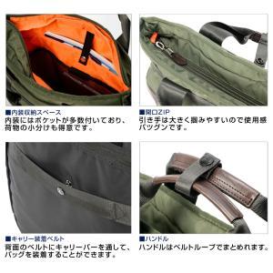 ビジネス リュックサック 3WAY アルファインダストリーズ トートバッグ ショルダーバッグ ナイロン メンズ ALPHA ブリーフケース 大容量|crosscharm|05
