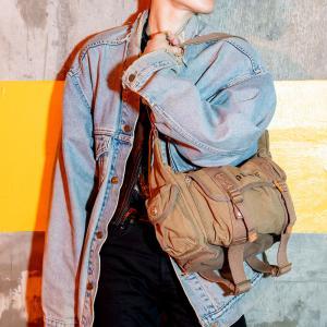帆布バッグ ショルダーバッグ 斜めがけ メンズ レディース 2way ミリタリー かばん 鞄 バック DEVICE|crosscharm