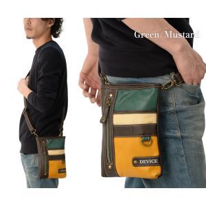 シザーケース ミニショルダーバッグ 2way メンズ DEVICE ベルトポーチ ミニバッグ 大きめ ブランド|crosscharm|15