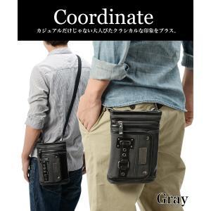 シザーケース シザーバッグ メンズ DEVICE フォルマ 2way ショルダーバッグ ウエストバッグ デバイス 帆布 かばん|crosscharm|13