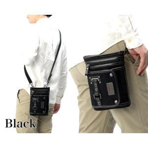 シザーケース シザーバッグ メンズ DEVICE フォルマ 2way ショルダーバッグ ウエストバッグ デバイス 帆布 かばん|crosscharm|15