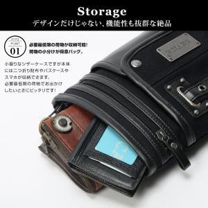 シザーケース シザーバッグ メンズ DEVICE フォルマ 2way ショルダーバッグ ウエストバッグ デバイス 帆布 かばん|crosscharm|05