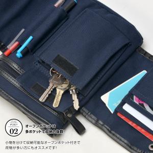 シザーケース シザーバッグ メンズ DEVICE フォルマ 2way ショルダーバッグ ウエストバッグ デバイス 帆布 かばん|crosscharm|06
