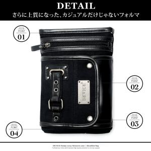 シザーケース シザーバッグ メンズ DEVICE フォルマ 2way ショルダーバッグ ウエストバッグ デバイス 帆布 かばん|crosscharm|08