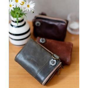 財布サイフさいふ/財布メンズ/牛革 札入れ/二つ折り財布/財布メンズ財布|crosscharm