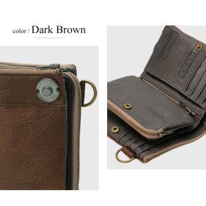 財布サイフさいふ/財布メンズ/牛革 札入れ/二つ折り財布/財布メンズ財布|crosscharm|11