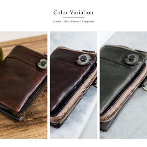 財布サイフさいふ/財布メンズ/牛革 札入れ/二つ折り財布/財布メンズ財布|crosscharm|04
