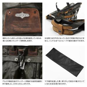 リュック リュックサック メンズ DEVICE トートバッグ 3way ショルダーバッグ|crosscharm|06