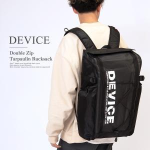 リュック リュックサック メンズ バックパック ナイロン 大容量 デバイス DEVICE かばん 鞄 ブランド 通勤 通学 黒 ブラック シンプル|crosscharm