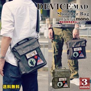 ショルダーバッグ メンズ トートバッグ DEVICE デバイス バッグ かばん ブランド|crosscharm