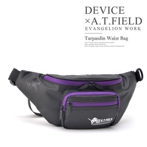 DEVICE×A.T.FIELD ターポリン ウエストバッグ