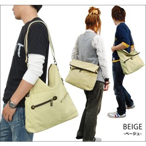 ショルダーバッグ メンズ メッセンジャーバッグ レディース 鞄 メッセンジャー 帆布 かばん|crosscharm|12