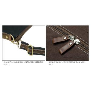 ショルダーバッグ メンズ メッセンジャーバッグ レディース 鞄 メッセンジャー 帆布 かばん|crosscharm|19