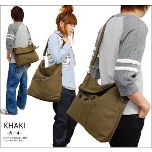 ショルダーバッグ メンズ メッセンジャーバッグ レディース 鞄 メッセンジャー 帆布 かばん|crosscharm|08