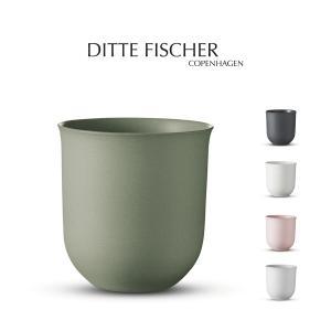 マグ コップ 湯飲み 器 食器 北欧 おしゃれ スタイリッシュ 和食 和風 シンプル  ハンドメイド デザイン Ditte Fischer Copenhagen アニバーサリーカップ|crossed-lines