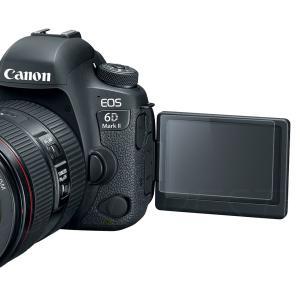 クロスフォレスト Canon EOS 6D Mark II 用 液晶保護 ガラスフィルム|crossforest