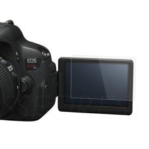 クロスフォレスト Canon EOS Kiss X9i / X8i / X7i / X6i用 液晶保護 ガラスフィルム|crossforest