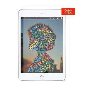 クロスフォレスト iPad mini5 (2019) / iPad mini4用 液晶保護 ガラスフィルム アンチグレア 2枚セット|crossforest