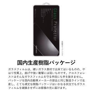 クロスフォレスト iPod touch 6(5)世代用 液晶保護 ガラスフィルム ホームボタンカバー付 crossforest 08