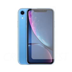 クロスフォレスト iPhoneXR用 液晶保護 ガラスフィルム アンチグレア|crossforest
