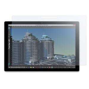 クロスフォレスト Surface Pro 4用 液晶保護 ガラスフィルム|crossforest