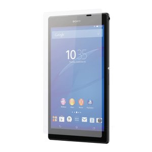 クロスフォレスト Xperia Z3 Tablet Compact 用 液晶保護 ガラスフィルム アンチグレア|crossforest