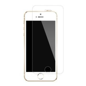 クロスフォレスト iPhone SE / 5S / 5C / 5用 液晶保護 ガラスフィルム crossforest