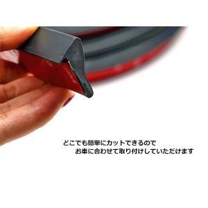 ■汎用タイプのオーバーフェンダー(フェンダーフレア・フェンダーアーチモール)の出品です。  ■全長約...