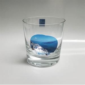 フルカラーグラス  ドイツ製グラス プレゼント 記念品 名入れ 誕生日 結婚祝い 退職祝い 還暦祝い 出産祝い ラージェロップグラス オリジナルデザイン crossmindsnet