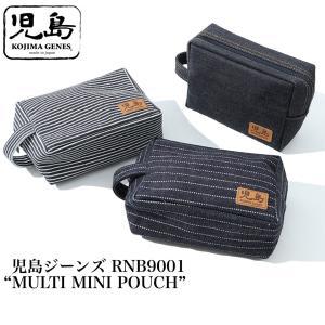 """児島ジーンズ RNB9001 """"MULTI MINI POUCH"""" crossover-co"""